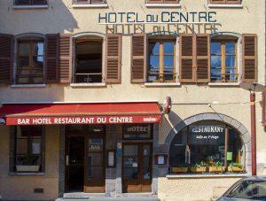 Centre Ville Brioude Hotel du Centre